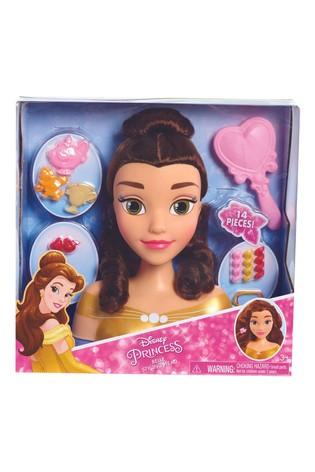 Disney Princess Styling Head