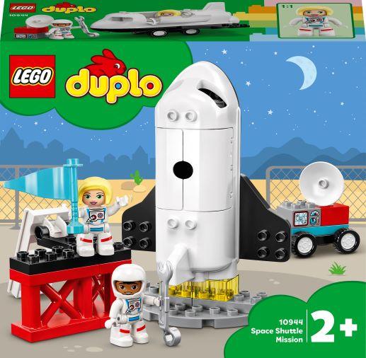 Duplo Space Rocket