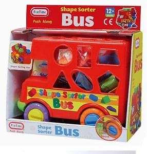 Funtime Shape Sorter Bus