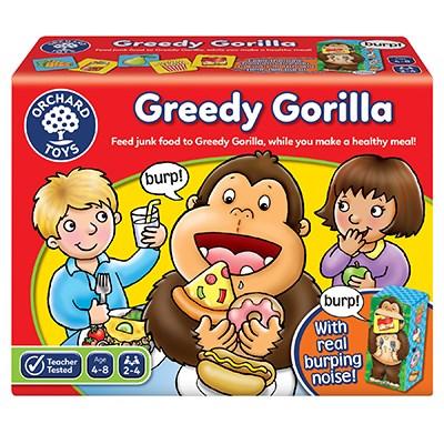 Greedy Gorillaz Game