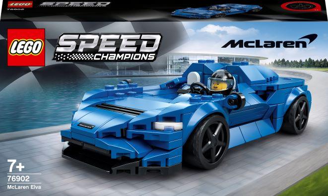 Lego Speed Champions McLaren Elvar