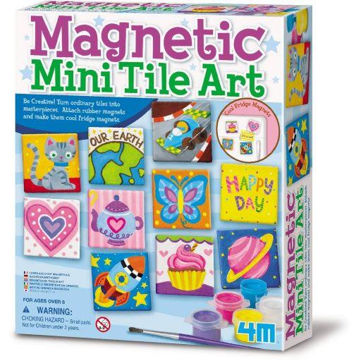 Magnetic Mini Tile Art
