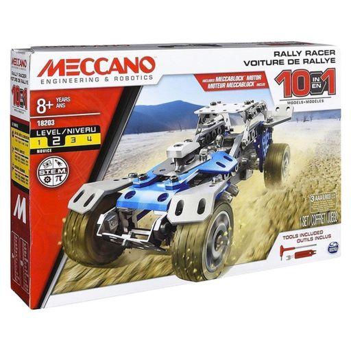 Meccano 10 in 1 Model Set