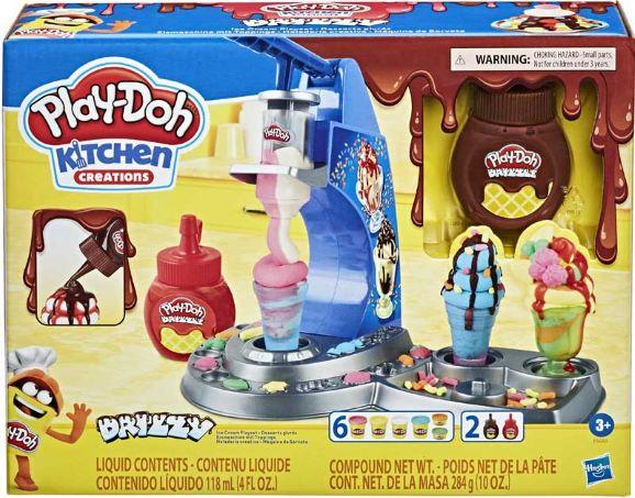 Playdoh Ice Cream Setr
