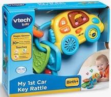 Vtech My 1st Car Key Rattle
