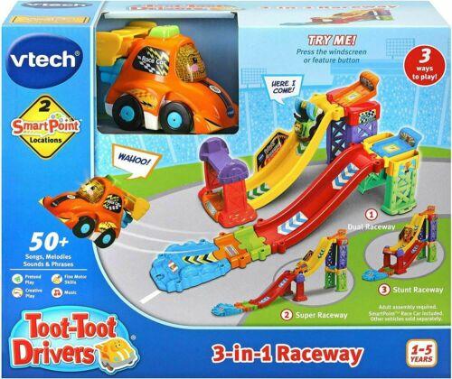 Vtech Toot Toot Drivers 3 in 1 Raceway