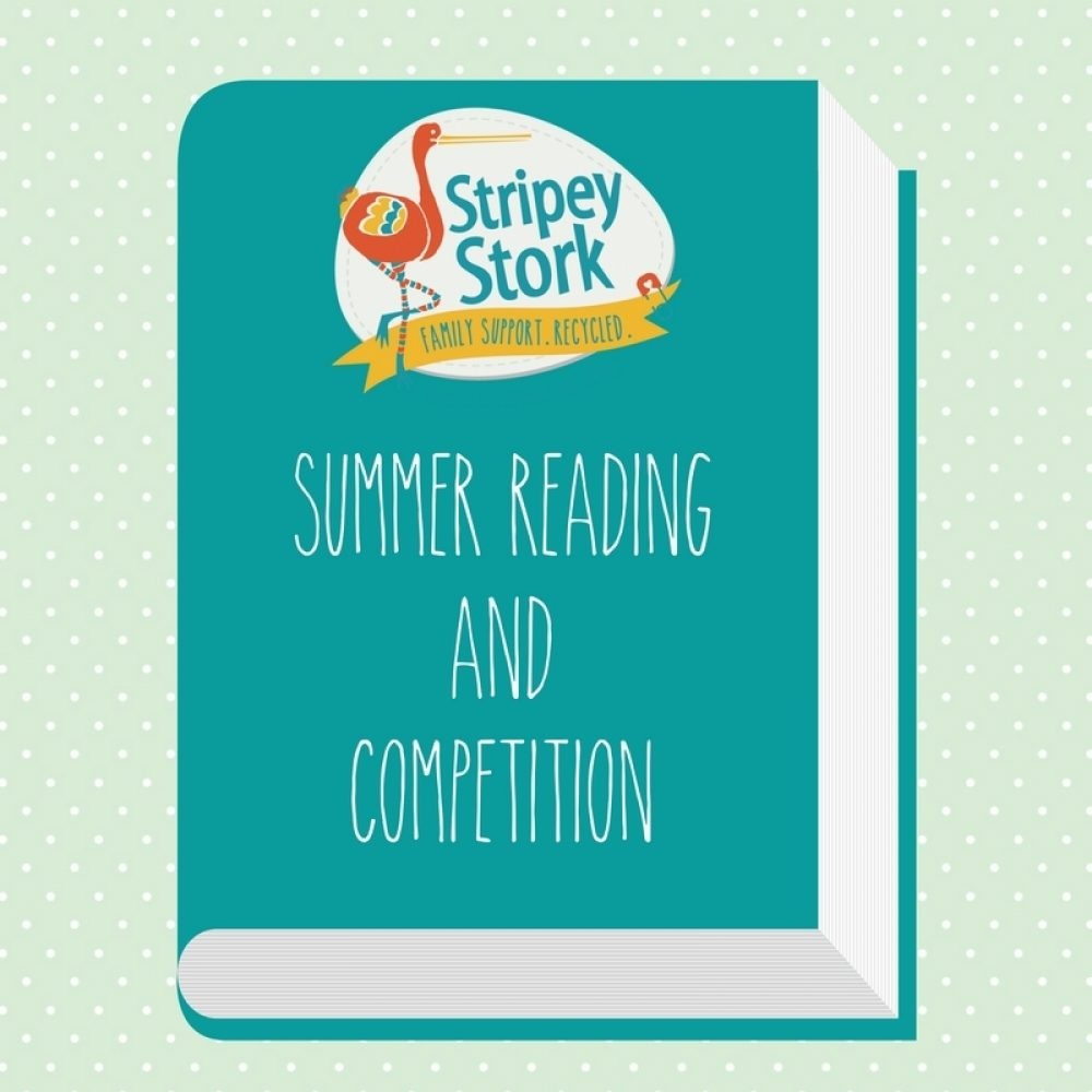 Thumbnail Summer reading&competition