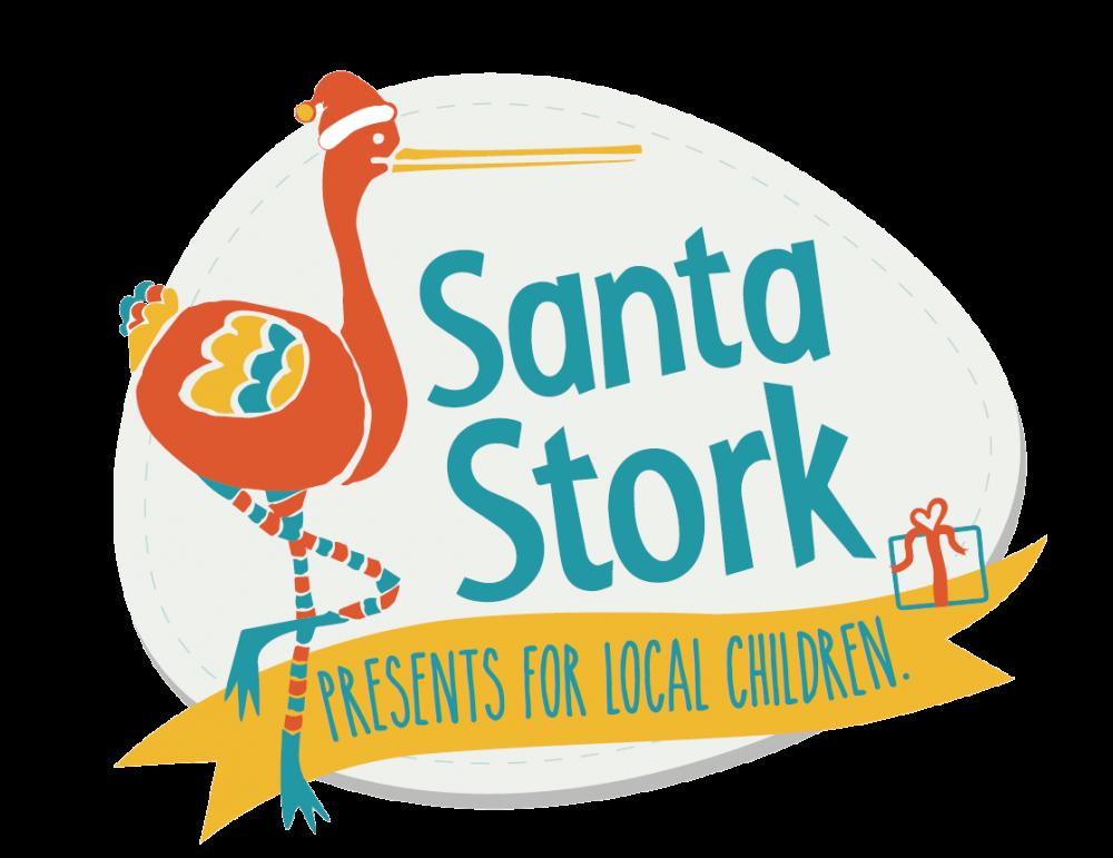 Twibbon Stripey Stork 2